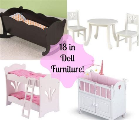 18 inch doll couch kidkraft doll high chair only 19 fits american