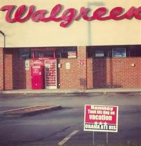 Walgreens 63rd And Romney Caign Shenanigans I M Mad As Hell And You
