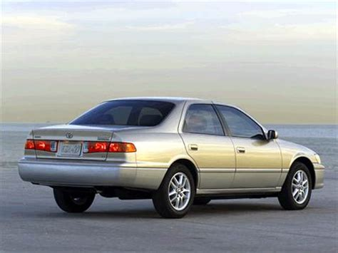 2001 toyota camry xle sedan 4d pictures and videos