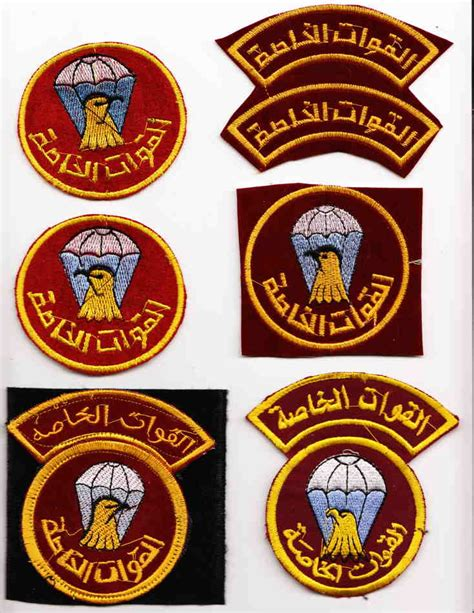 us army military unit patch iraq quot airborne quot patches of iraqi army