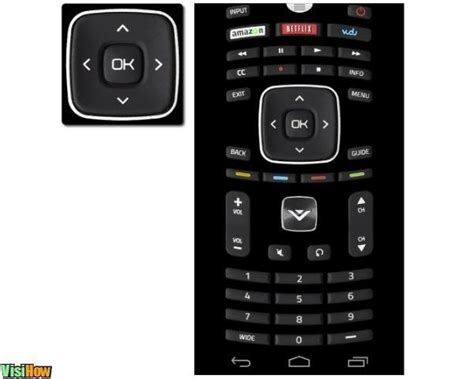smartphone remote how to a vizio tv with your smartphone remote