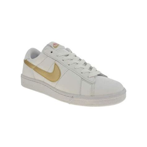 nike white gold tennis classic trainers 93 liked on