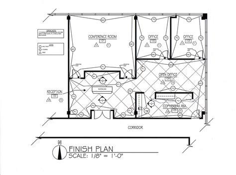 finish plan intr  interior materials
