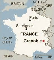 Grenoble France Map by Utopian Dream Becomes Battleground In France Nytimes Com