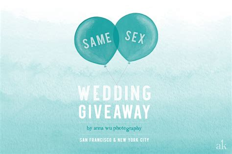 Wedding Giveaways 2014 - anna wu photography 187 san francisco wedding photographer fine art meets