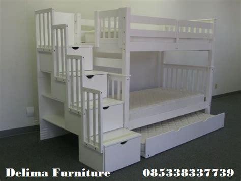 Ranjang Mobil Anak ranjang susun anak tempat tidur tingkat 3 bed harga