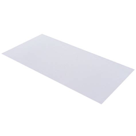 Acrylic Ceiling Light Panels Shop Optix 23 75 In X 47 75 In Prismatic White Acrylic Ceiling Light Panels At Lowes
