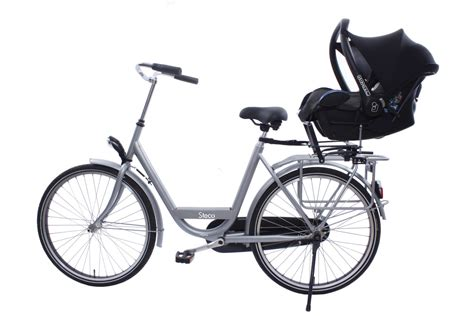 infant seat for bike cycling with a baby bicycle