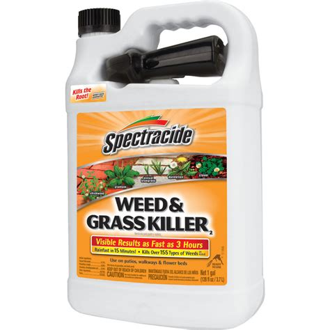 Killer For Grass shop spectracide 128 fl oz and grass killer ready to