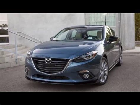 mazda full size sedan 2017 mazda 3 full size luxury sedan youtube