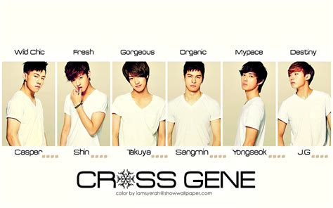 kpop group names cross gene s debut performance can you spot the kpop