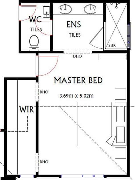 average room sizes  australian guide buildsearch