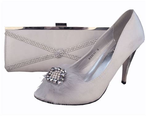 silver evening shoes evening shoes reduced to 163 20