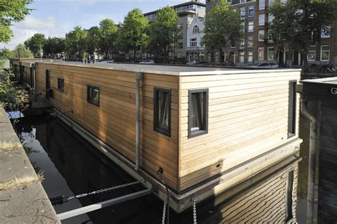 vergunning woonboot woonark woonboot amsterdam bilderdijkkade abc arkenbouw