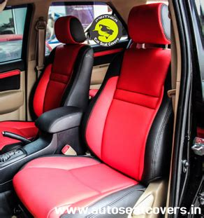 toyota fortuner car seat covers | leather car seat covers