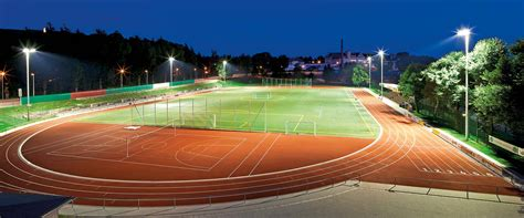 Outdoor Led Lighting For Sports Fields Trilux