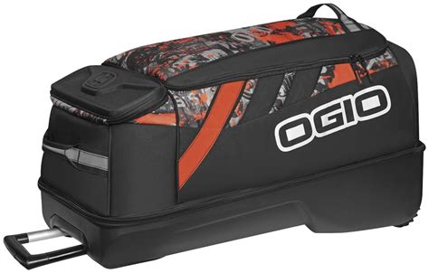 ogio motocross gear bags ogio adrenaline wheeled gear bag available at