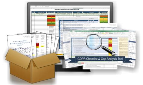 Gdpr Document Bundle Know Your Compliance Gdpr Toolkit Templates