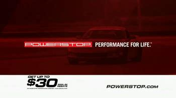Powerstop Mustang Giveaway - powerstop 10 year anniversary tv commercial 1 click brake kits ispot tv