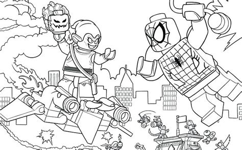 lego marvel super heroes coloring pages lego super heroes coloring pages