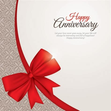 7 happy anniversary cards templates excel pdf formats