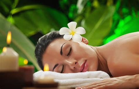 Message Spa hawaii salon services at mauna bay hotel