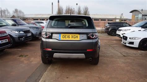 lancaster land rover oe16xgh land rover discovery sport 2 0 td4 180hp hse 2l