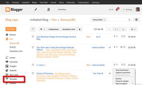 cara membuat widget instagram di blog cara membuat widget archive dengan scroll di blog