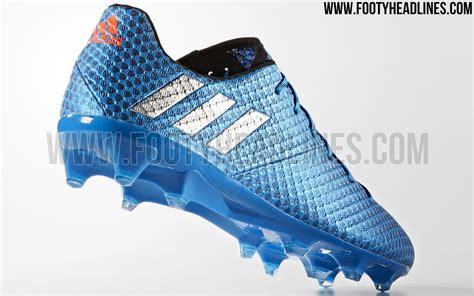 blaue next adidas messi 2016 2017 fu 223 ballschuhe geleakt nur fussball