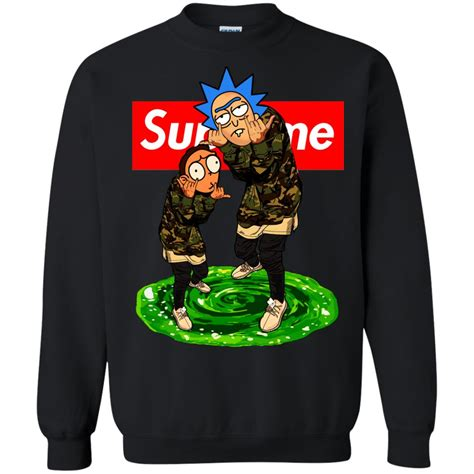supreme shirts rick and morty supreme t shirt sweater hoodie icestork