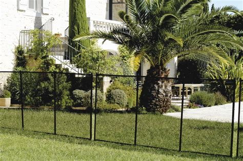 barrieres jardin barri 232 re de piscine en filet souple d 233 montable et transparente securite piscine protection