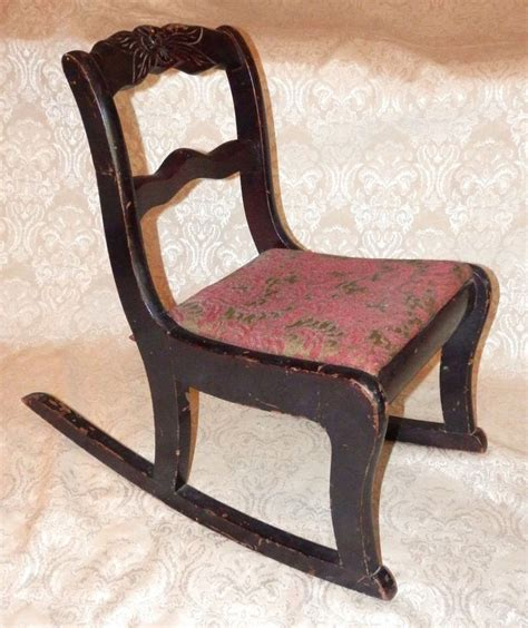 Sundeen Furniture by Vintage Tell City Mahogany Duncan Phyfe Carved Childs