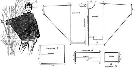 pattern drafting for machine knitting free vintage cape sewing draft pattern free vintage