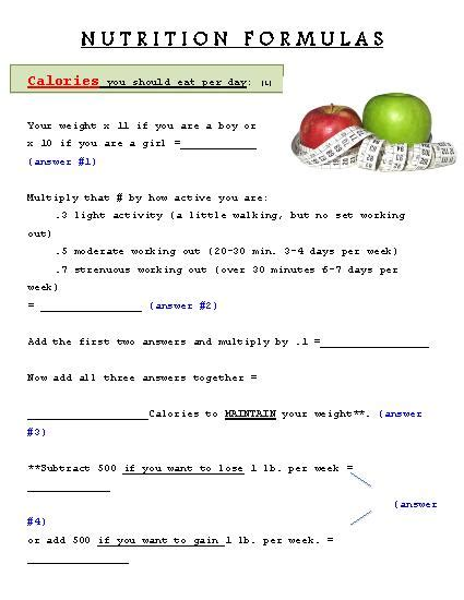 healthy fats lesson plan nutrition worksheets for middle school worksheets for all