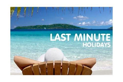 cheap last minute holiday deals in england