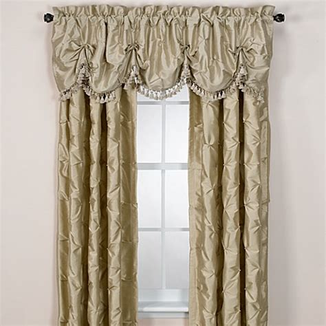Nicole Miller 174 Chateau Window Panels Bed Bath Beyond