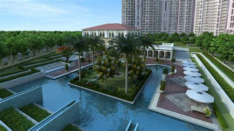 Regal Gardens 1 6 by 1693 Sq Ft 3 Bhk 3t Apartment For Sale In Dlf Regal Gardens Sector 90 Gurgaon