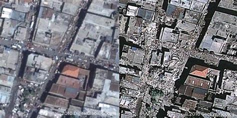 imagenes google earth terremoto chile im 225 genes sat 233 lite de haiti tras el terremoto v 237 a google earth