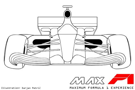 Formula 1 Sketches by How Will F1 2017 Cars Look Like And What Changes They Bring