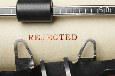 Letter Rejecting Knighthood moving past the college rejection letter fastweb