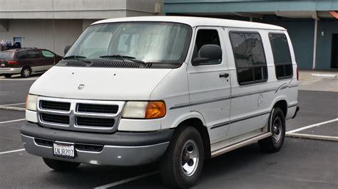 dodge ram vans 1996 dodge ram overview cargurus