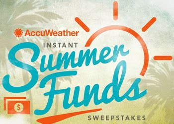Your Daily Freebies Instant Win - accuweather instant win game and sweepstakes