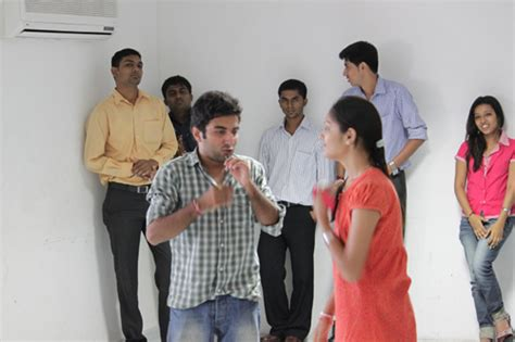 Gera One Emba radio one hunts for talent at amity ahmedabad cus details