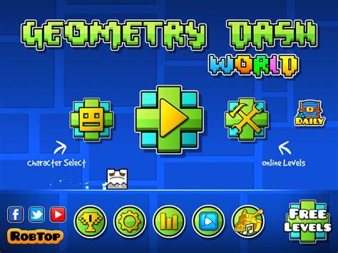 geometry dash full version pobierz geometry dash world gry do android 2018 pobierz free