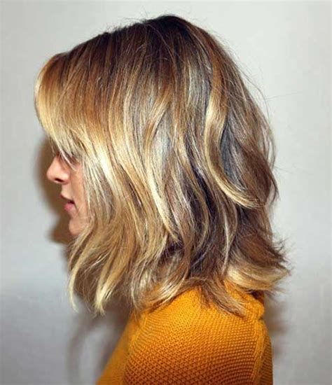 best 25 medium layered hairstyles 25 popular layered medium haircuts hairstyles haircuts