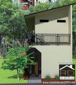 rumah kost  konsep minimalis rumah desain