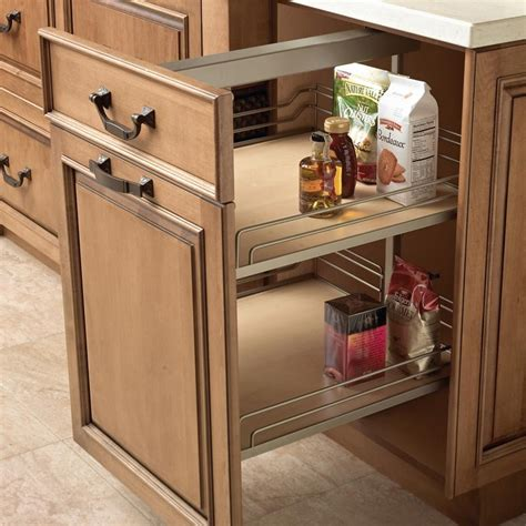 base cabinet pull out base cabinet pull out walpole cabinetry
