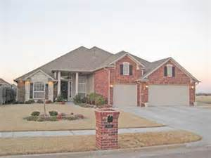 homes for in ok homes for in oklahoma city ok with a 3 car garage