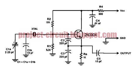 colpitts oscillator capacitor values electronics technology colpitts oscillator circuit
