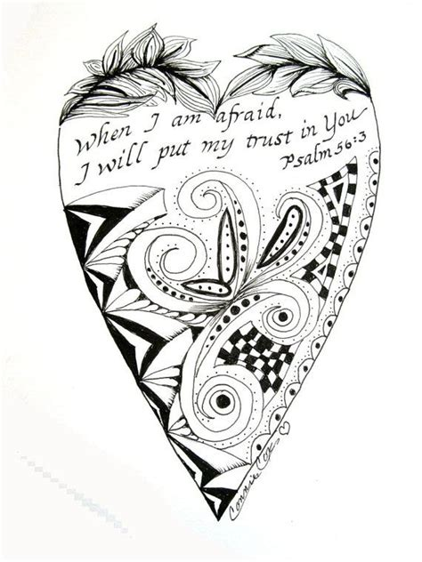 trust your pen and doodle 17 best images about zentangle scripture on